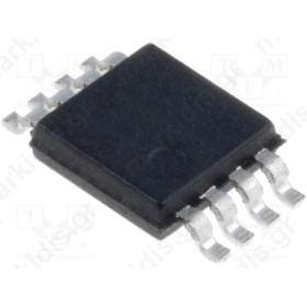 I.C EEPROM 24C02C-I/MS SMD